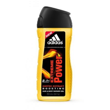 Adidas Extreme Power Hair & Body Shower Gel 250 ml / 8.4 fl oz