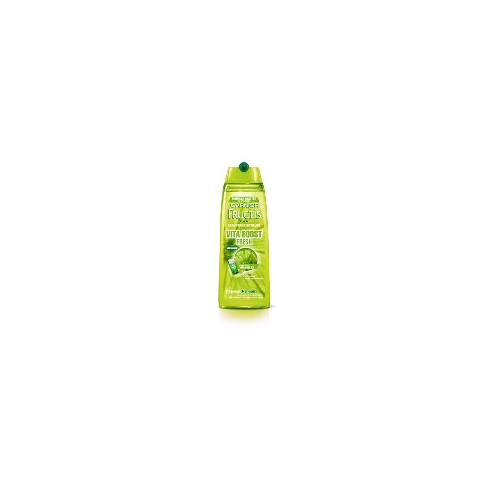 Garnier Fructis Vita Boost Fresh Shampoo 250 ml / 8.3 fl oz
