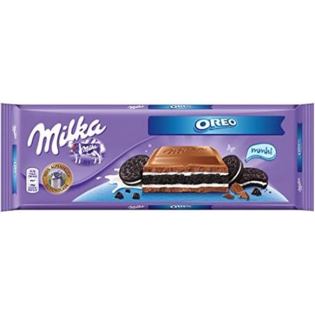 Milka Oreo Chocolate 300 g / 10 oz