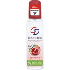 CD Granatapfel / Pomegranate Deo Spray 75 ml / 2.5 fl oz