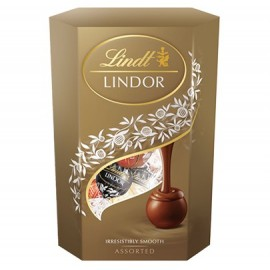 Lindt Lindor Assorted Chocolate Holiday Truffle 200 g / 7.2 oz