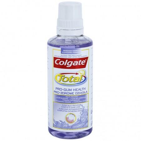 Colgate Total Pro Gum Health Mouthwash 400 ml / 13.3 fl oz