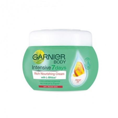 Garnier Body Intensive 7 Days Rich Nourishing Cream 300 ml / 10 fl oz