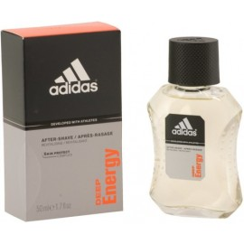 Adidas Deep Energy After Shave 50 ml / 1.7 fl oz