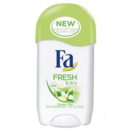 Fa Fresh & Dry Green Tea 48h Deodorant Anti-Perspirant Stick 50 ml / 1.7 oz