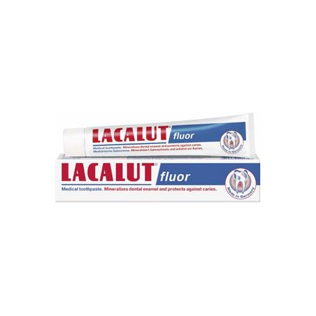 Lacalut Fluor Toothpaste 75 ml / 2.5 fl oz