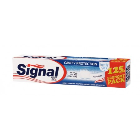 Signal Cavity Protection Toothpaste 125 ml / 4.17 fl oz