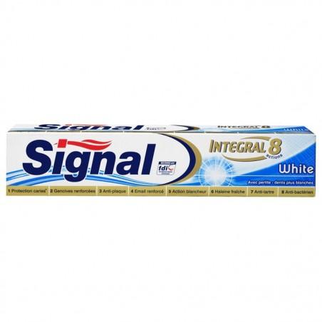 Signal Integral 8 White Toothpaste 75 ml / 2.5 fl oz