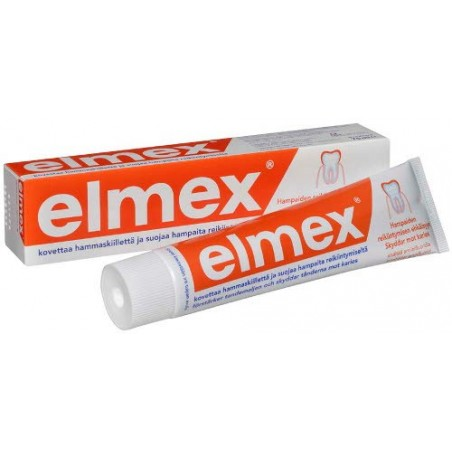 Elmex Toothpaste 75 ml / 2.5 fl oz