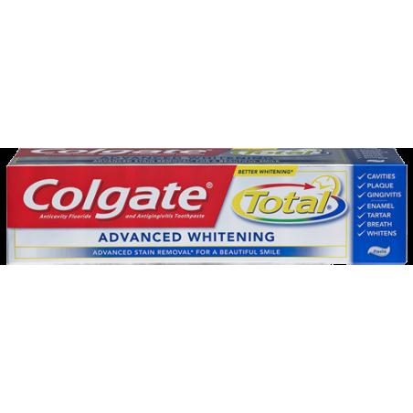 Colgate Total Advanced Whitening Toothpaste 75 ml / 2.5 fl oz