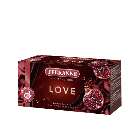 Teekanne Love Pomegranate
