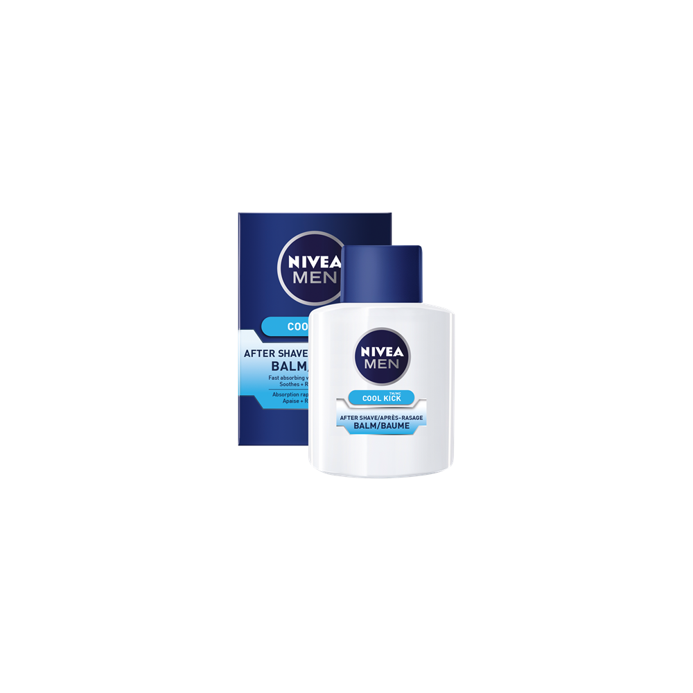 Nivea after shave mit spender