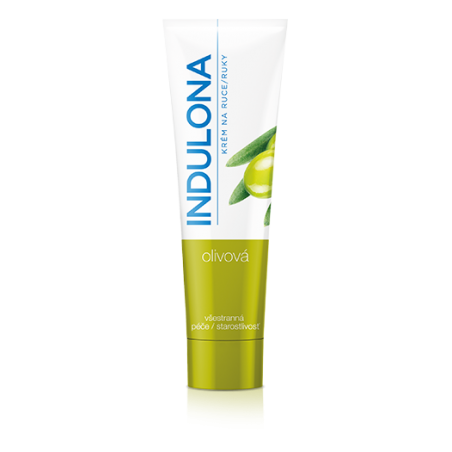Indulona Olive Hand Cream 85 ml / 2.83 fl oz