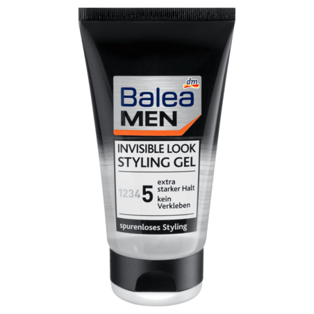 Balea Men Invisible Look Styling Gel 150 ml / 5.0 fl oz