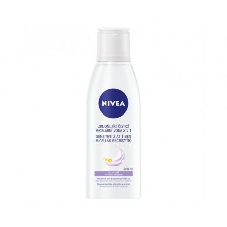 Nivea Sensitive Caring Micellar Water 3in1 for Sensitive Skin 200 ml / 6.8 fl oz