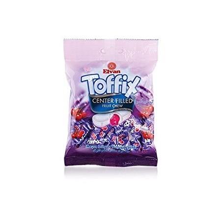 Elvan Toffix Cherry Filled Chew 90 g