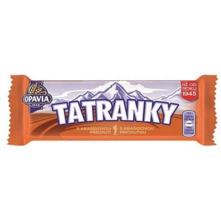 Opavia Tatranky Peanut 47 g / 1.5 oz