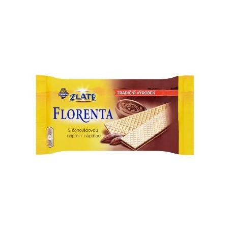 Opavia Zlate Florenta Chocolate 112 g
