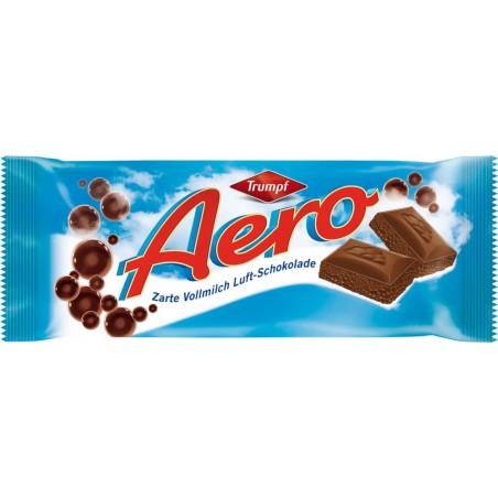 Trumpf Aero Milk Chocolate 100 g / 3.4 oz