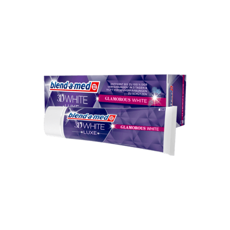 Blend-a-med 3D White Luxe Glamorous White Toothpaste 75 ml / 2.5 oz