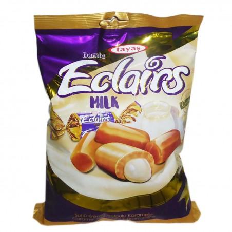 Tayas Damla Eclairs Milk Caramel Candy 80 g / 2.8 oz