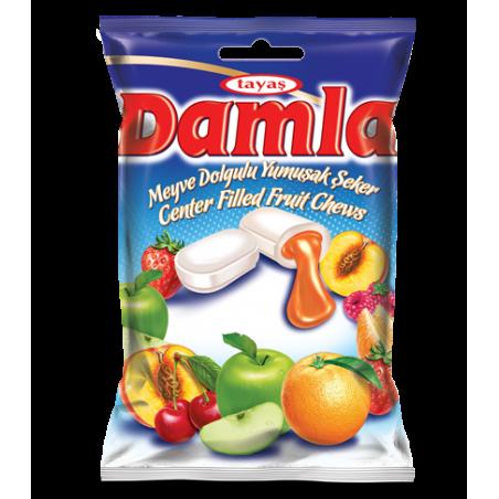 Tayas Damla Assorted Soft Candy 90 g / 3.17 oz