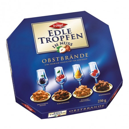 Trumpf Edle Tropfen In Nuss Obstbrände / Fruit Brandies 250 g