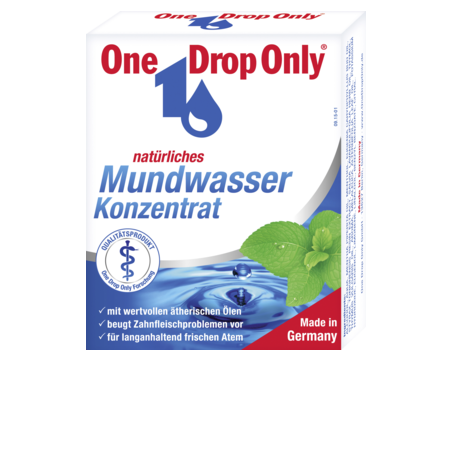 One Drop Only Mouthwash Concentrate 50 ml / 1.6 fl oz