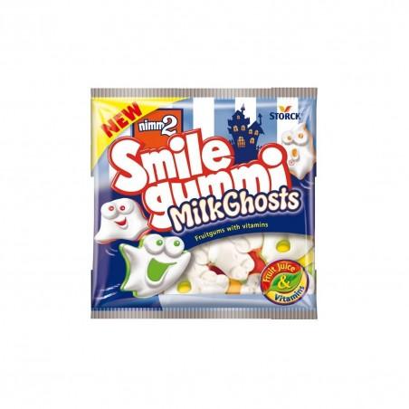 Storck nimm2 Smile Gummi Milk Ghosts 90 g / 3 oz
