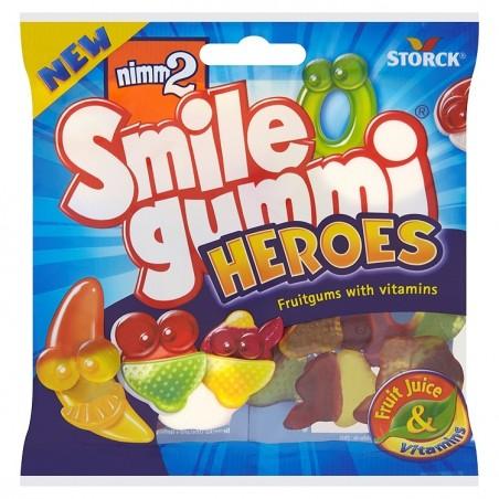 Storck nimm2 Smile Gummi Heroes 90 g / 3 oz