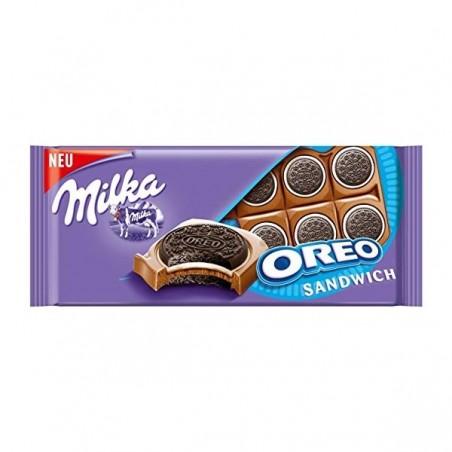 Milka Oreo Sandwich Chocolate 92 g / 3 oz