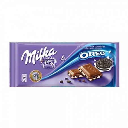 Milka Oreo Chocolate 100 g / 3.4 oz