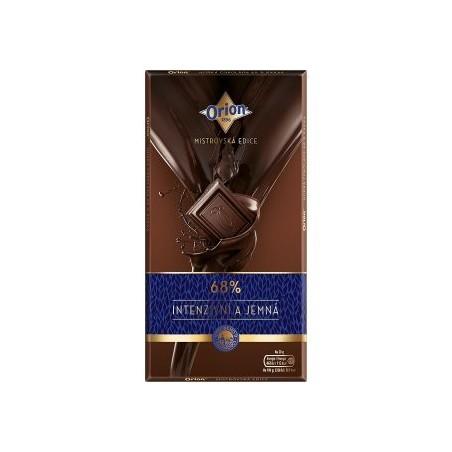 Orion Master Edition Dark Chocolate 68% 100 g / 3.4 oz