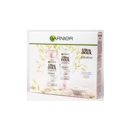 Garnier Ultra Doux Delicatese D'Avoine Shampoo 250 ml / 8.3 fl oz + Conditioner 200 ml / 6.8 fl oz