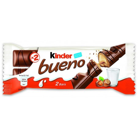 Kinder Bueno Milk Chocolate 43g