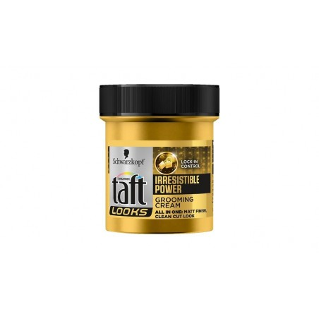 Schwarzkopf Taft Looks Irresistible Power Grooming Cream 130 ml / 4.3 oz