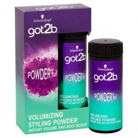 Schwarzkopf got2b Powder'ful Volumizing Styling Powder 10 g / 0.35 oz