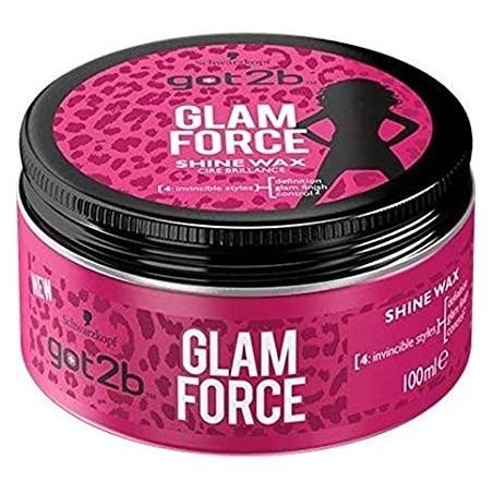 Schwarzkopf got2b Glam Force Shine Wax 100 ml / 3.4 fl oz