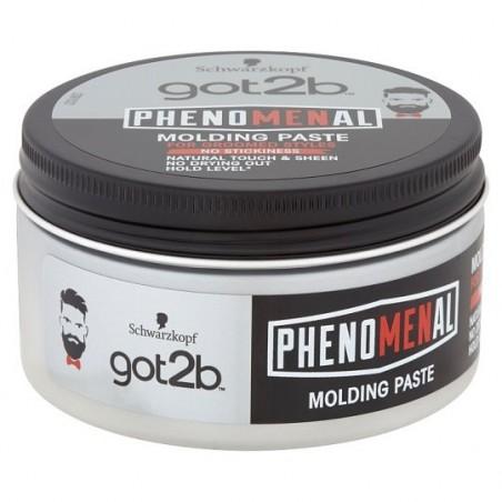 Schwarzkopf got2b Phenomenal Molding Paste 100 ml / 3.4 fl oz