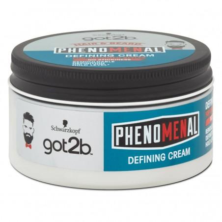 Schwarzkopf got2b Phenomenal Defining Cream 100 ml / 3.4 fl oz