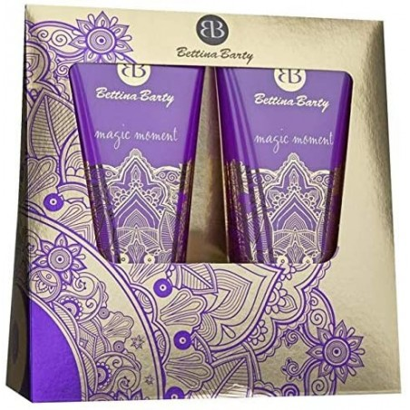 Bettina Barty Magic Moment Shower Gel 200 ml / 6.7 fl oz + Body Lotion 200 ml / 6.7 fl oz