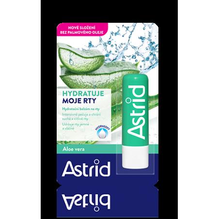 Astrid Aloe Vera Lip Balm 4,8 g