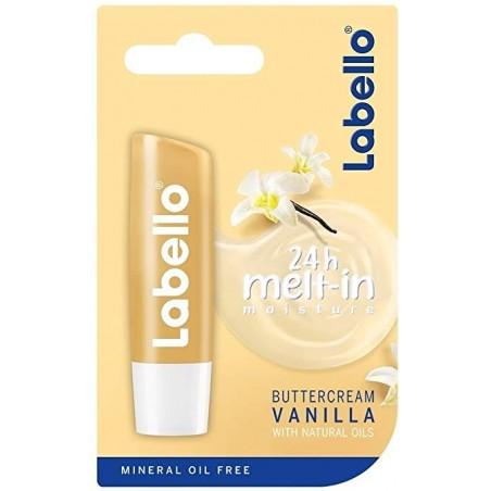Labello Vanilla Buttercream Lip Balm 4,8 g