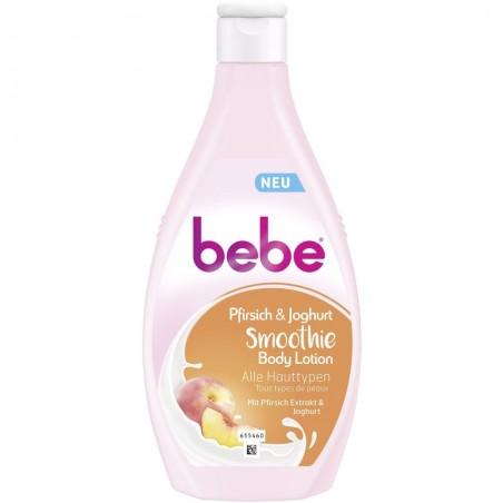 Bebe Peach & Yogurt Smoothie Body Lotion 400 ml / 13.3 fl oz