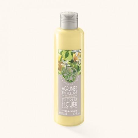 Yves Rocher Citrus Flower Body Lotion 200 ml / 6.7 fl oz
