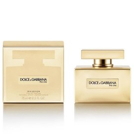 Dolce & Gabbana The One Gold Edition Eau de Parfum 75 ml / 2.5 fl oz