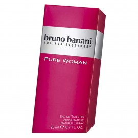 Bruno Banani Pure Woman Eau de Toilette 20 ml / 0.67 fl oz