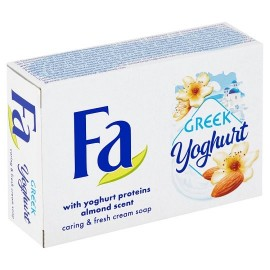 Fa Greek Yoghurt Soap Bar 90 g / 3 oz