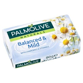 Palmolive Naturals Balanced & Mild Soap Bar 90 g / 3 oz