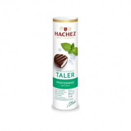 Hachez Refreshing Taler Peppermint 85 g / 2.83 oz